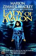 Lady of Avalon Cover