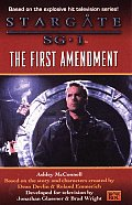 Stargate Sg-1: The First Amendment (Stargate) by Ashley Mcconnell