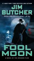 Fool Moon: The Dresden Files #02 Cover