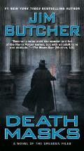Death Masks:Dresden Files #05 Cover