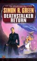 Deathstalker Return (Roc Science Fiction) Cover