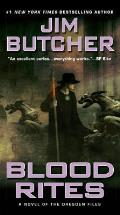 Blood Rites: Dresden Files #06 Cover
