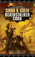 Deathstalker Coda (Roc Science Fiction) Cover