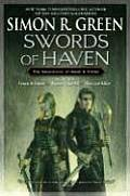 Swords of Haven: The Adventures of Hawk and Fisher Cover