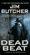 Dead Beat  :Dresden Files #07 Cover
