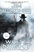 White Night: Book Nine of the Dresden Files (The Dresden Files #09) Cover