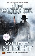 White Night (Dresden Files #09) Cover