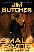 Small Favor: A Novel of the Dresden Files (Dresden Files #10) Cover