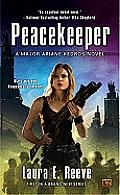 Peacekeeper Major Ariadne Kedros