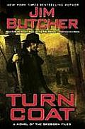 Turn Coat (Dresden Files #11) Cover