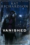 Vanished: Greywalker #4 (A Greywalker Novel) Cover