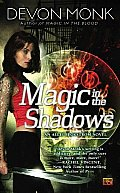 Magic in the Shadows: Allie Beckstrom #3 Cover