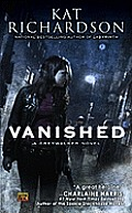 Greywalker #4: Vanished Cover