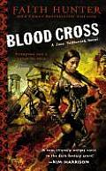 Blood Cross Jane Yellowrock 02
