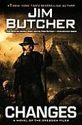 Changes (Dresden Files #12) Cover