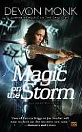Magic on the Storm (Allie Beckstrom #4) Cover