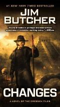 Dresden Files #12: Changes
