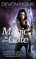 Magic at the Gate (Allie Beckstrom Novels) Cover