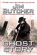 Ghost Story (Dresden Files #13) Cover