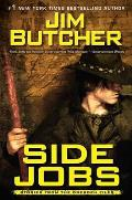 Side Jobs (Dresden Files) Cover