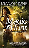 Magic on the Hunt (Allie Beckstrom Novels) Cover