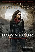 Downpour: A Greywalker Novel Cover