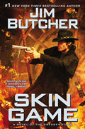 Skin Game Dresden Files 15