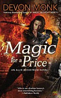 Magic for a Price: An Allie Beckstrom Novel Cover