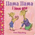 Llama Llama I Love You (Llama Llama)