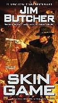 Dresden Files #15: Skin Game: A Novel of the Dresden Files