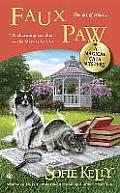 Magical Cats #7: Faux Paw: A Magical Cats Mystery