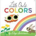 Little Owls Forest Colors