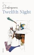 Twelfth Night (Signet Classics) Cover