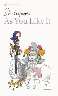 As You Like It, Newly (Newly Revised Edition) (98 Edition) Cover