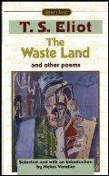 The Waste Land and Other Poems: Including the Love Song of J. Alfred Prufrock Cover