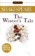 The Winter's Tale (Signet Classics) Cover