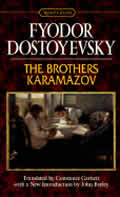 The Brothers Karamazov (Signet Classics) Cover