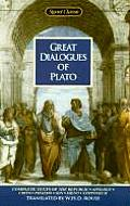 Great Dialogues Of Plato (Signet Classics) by Plato