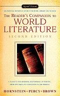 Readers Companion To World Literature