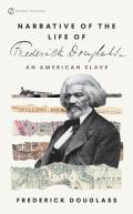 Narrative of the Life of Frederick Douglass (Signet Classics) Cover