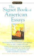 The Signet Book of American Essays (Signet Classics) Cover