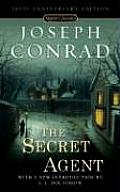 The Secret Agent: A Simple Tale Cover