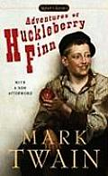 Adventures of Huckleberry Finn (Signet Classics) Cover