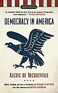 Democracy in America (Signet Classics) Cover