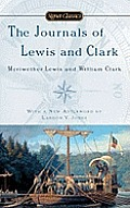 The Journals of Lewis and Clark (Signet Classics) Cover