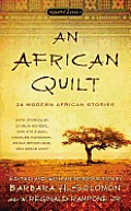 An African Quilt: 24 Modern African Stories Cover