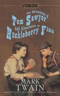 Adventures of Tom Sawyer & Adventures of Huckleberry Finn