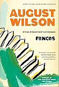 Fences: A Play Cover