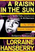 A Raisin in the Sun: The Unfilmed Original Screenplay Cover