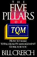 Five Pillars of TQM How to Make Total Quality Management Work for You